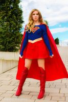 Supergirl Cosplay (8) by AnnaPandorica