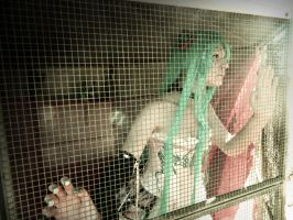 Caged by MaikaCosplay