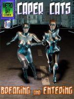 Caper Cats by finister