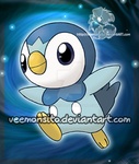 Piplup - Platinum by Veemonsito