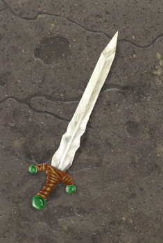 Item design- Sword by TwoItchySocks