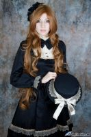 Victorian Maiden Classical Doll by FallingFeathers