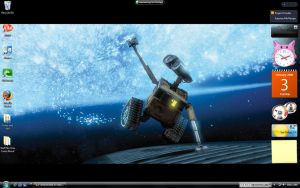 Tragen02032009 Wall-E by cartoonistxd