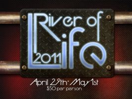 River of Life Promo Screen by Treybacca