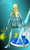 Rosalina in...oh forget it by ShaozChampion