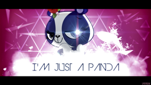 I'm just a panda by LPSfreak
