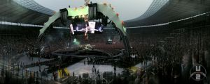 U2 - 360 Tour - Berlin by tigaer