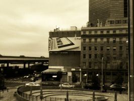 Down at South Street Seaport by CaptRhodes