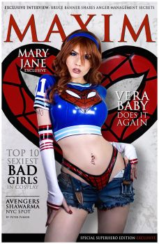 MAXIM Mary Jane by vera-baby
