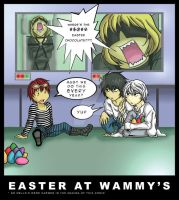 Easter at Wammy's by Tsuchinoko-chan