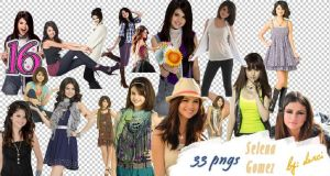 Selena Gomez Png pack by dorina-site