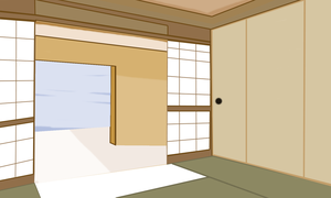 Japanese Room by Stock-Karr