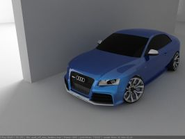 Audi RS5 WIP 007 by Pisci