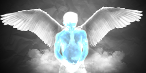 Spectral Angel by AiOrT