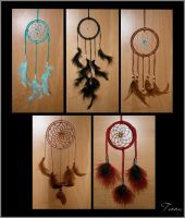 Dreamcatcher by Isobel-Midnight-Lady