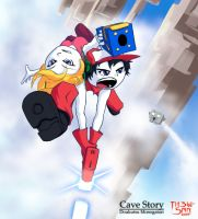 Cave Story: Hell and Back by Th3w-san