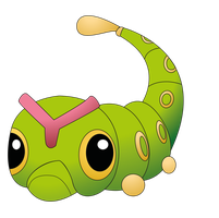 Caterpie by NIGHTSandTAILSFAN