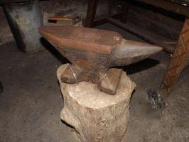 French Anvil by Veitsen
