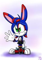 .:REQUEST:. Simon the Rabbit by SonicFF