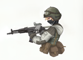 Spetsnaz 2 by The-King-in-Grey