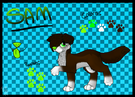 Sam [Reference] [COM] by TlAMAT