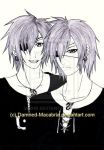 Lavi and Deak - Double birthday by AngyValentine