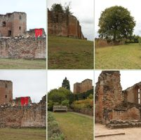 Kenilworth Castle 7 by Tasastock