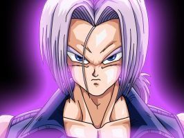 Trunks SSBE Moveset by NaitoStormFronter19