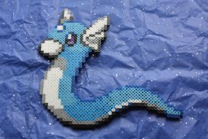 #147 Dratini by Puppylover5