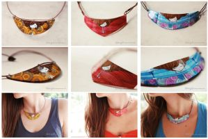 Necklaces by nabey