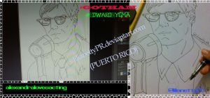 Edward Nygma - GOTHAM - PREVIEW - LilianettyPR by LilianettyPR
