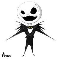 Jack Skellington by Toher999