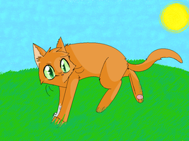 13. Squirrelflight by sparkythepichu
