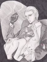 Cold Smoke by RaveFoeSeeker