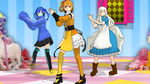 [MMD Kagerou Project] Pon Pon girls video by princessHinamori1035