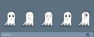 Vector Ghosts by palantir6