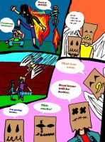False Illusion Issue One pg 6 by darkparade
