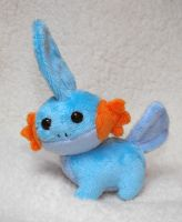 Mudkip by HobbaGobwin