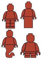 LEGO Minifigures Base-sets by CCB-18