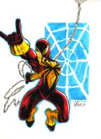 IRON SPIDER by YANNWEB