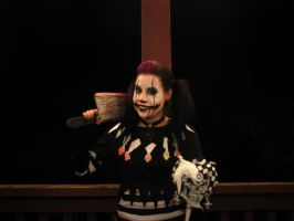 Psycho Clown 2 by Lost-in-Legends
