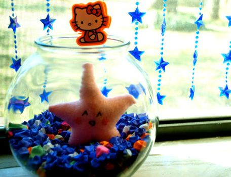 fish bowl wishes by Fayde2Memory