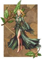 Dryad by robnix