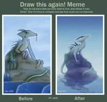 Before-After Meme by Snowwire