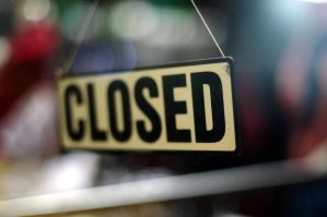 Closed Sign 16136529 by StockProject1
