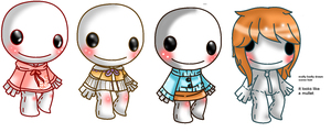 LBP designs 02 by saltycuccumbers
