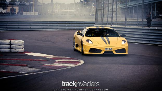 Ferrari F430 Scuderia by coffe5