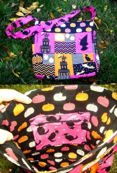 Pink Witch Bag - For Sale by Ty-Chou
