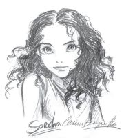 Little Sorcha by AniHime
