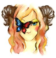 Butterfly by JaneThePie